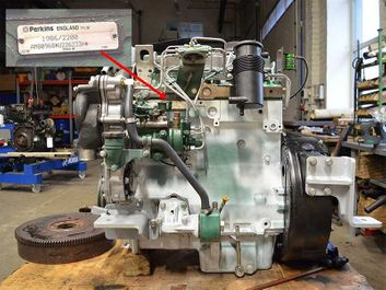 1000 Series engine
