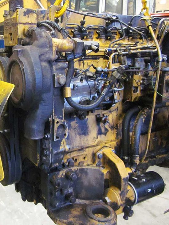 Perkins motors YB50432U555450X
